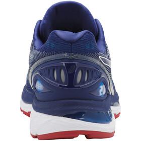 asics Gel-Nimbus 20 - Zapatillas running Hombre - azul
